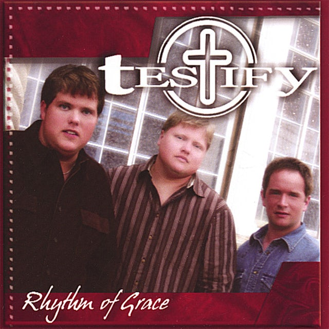 Testify RHYTHM OF GRACE CD