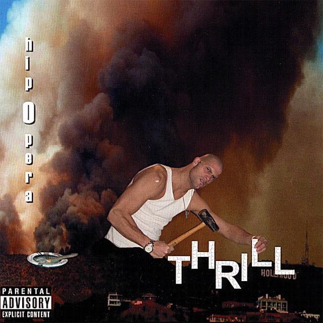 Thrill HIPOPERA & TOM FOOLERY CD