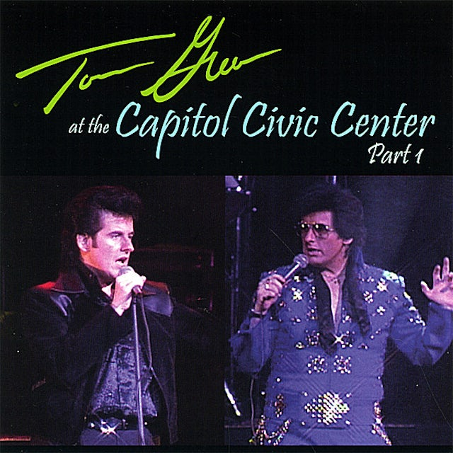 Tom Green AT THE CAPITOL CIVIC CENTER PT. 1 CD