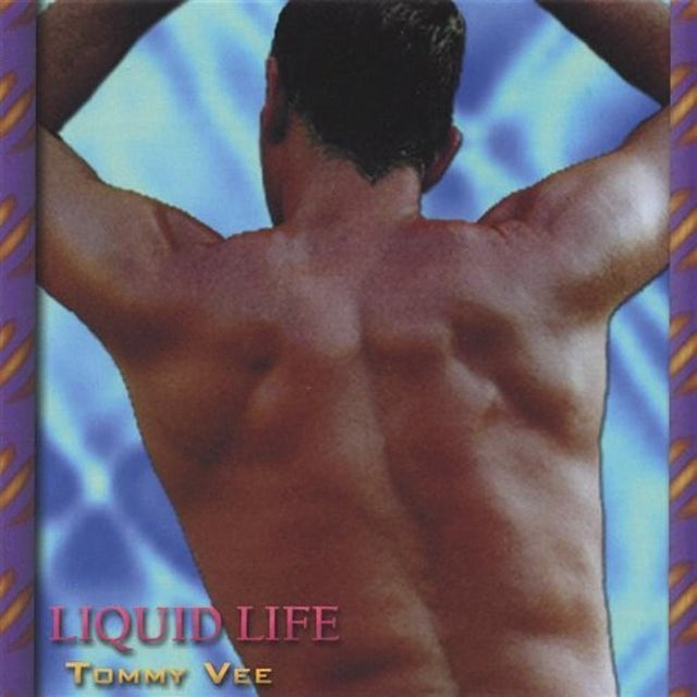 Tommy Vee LIQUID LIFE CD
