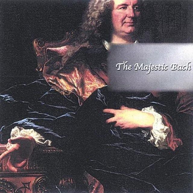 J.S. Bach MAJESTIC BACH CD