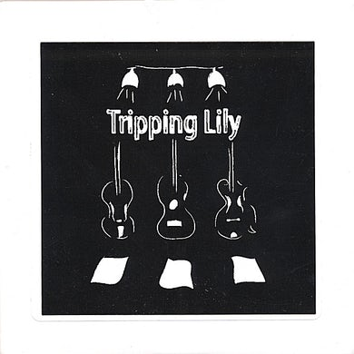 Tripping Lily COUCH SESSIONS LIVE CD