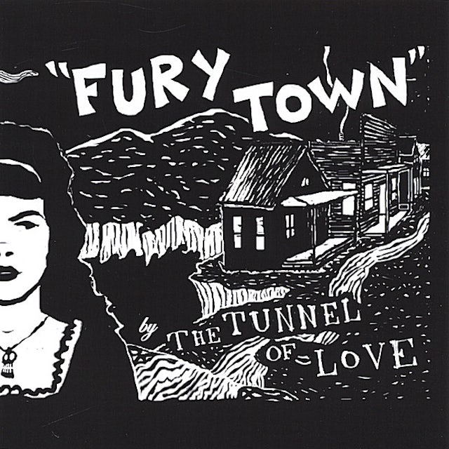 Tunnel Of Love FURY TOWN CD