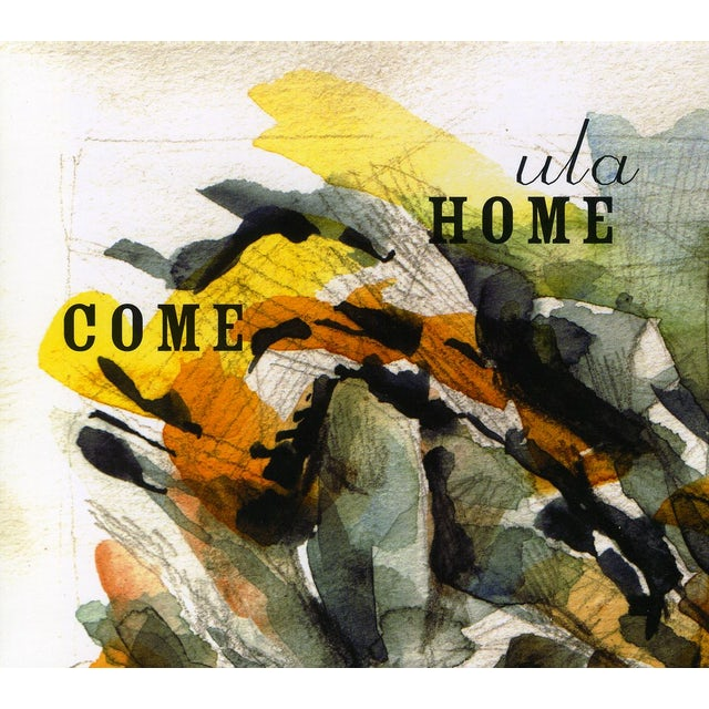 Ula COME HOME CD