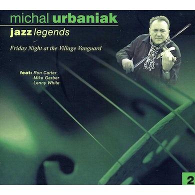 JAZZ LEGENDS 2 (FRIDAY NIGHT AT THE VILLAGE VANGUA CD