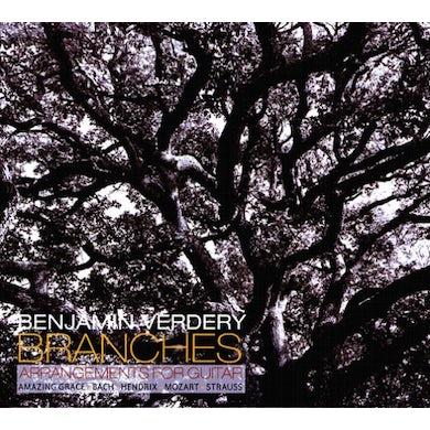 Benjamin Verdery BRANCHES CD