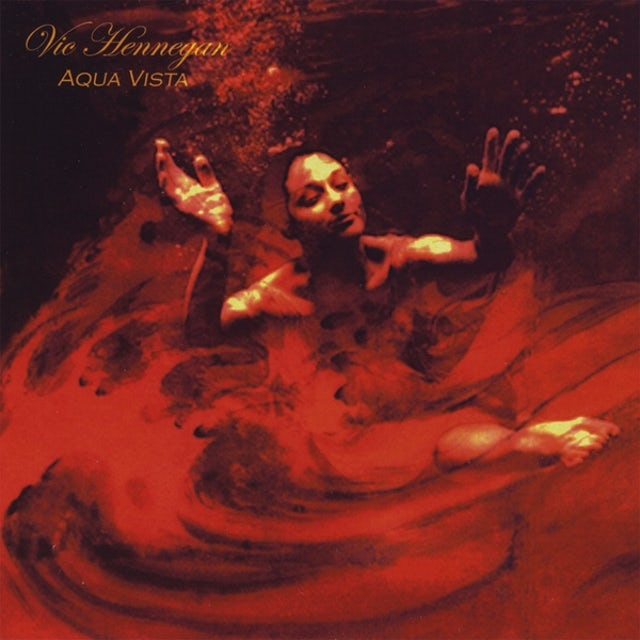 Vic Hennegan AQUA VISTA CD