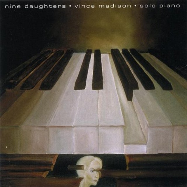 Vince Madison NINE DAUGHTERS CD