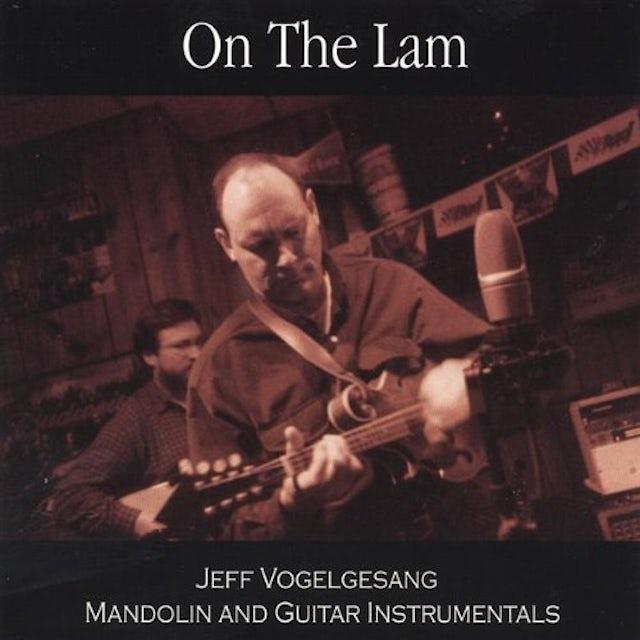 Jeff Vogelgesang ON THE LAM: MANDOLIN & GUITAR INSTRUMENTALS CD