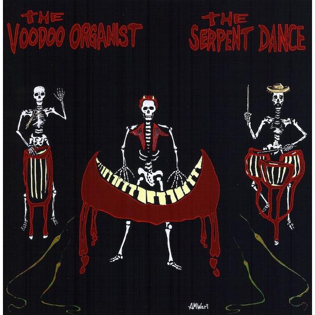 VOODOO ORGANIST SERPENT DANCE CD