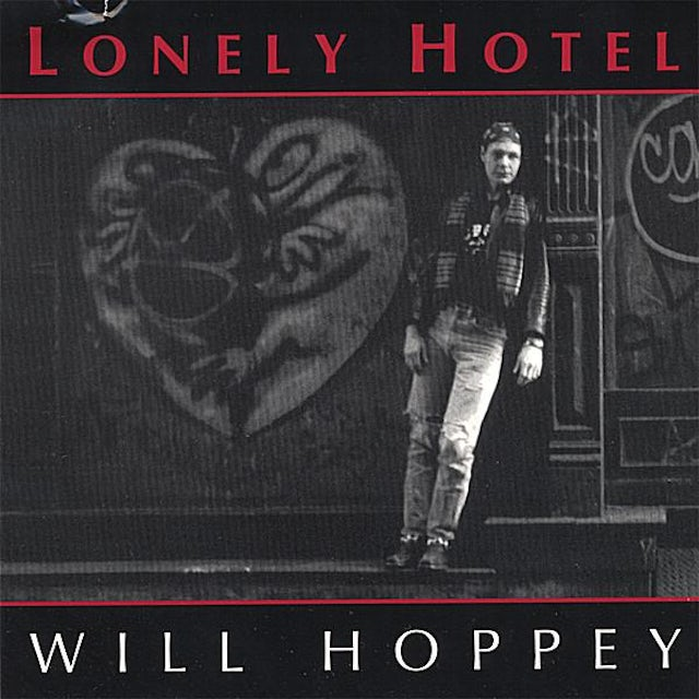 Will Hoppey LONELY HOTEL CD