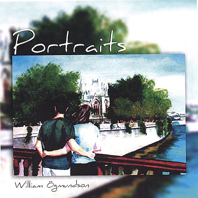 William Ogmundson PORTRAITS CD