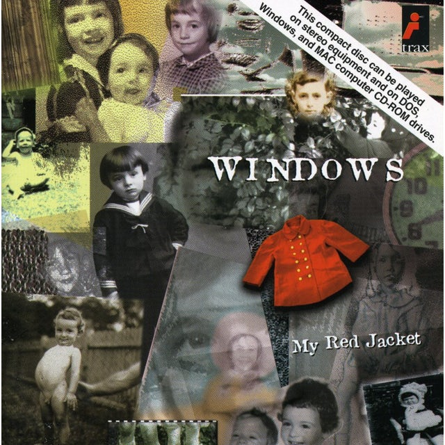 Windows MY RED JACKET CD