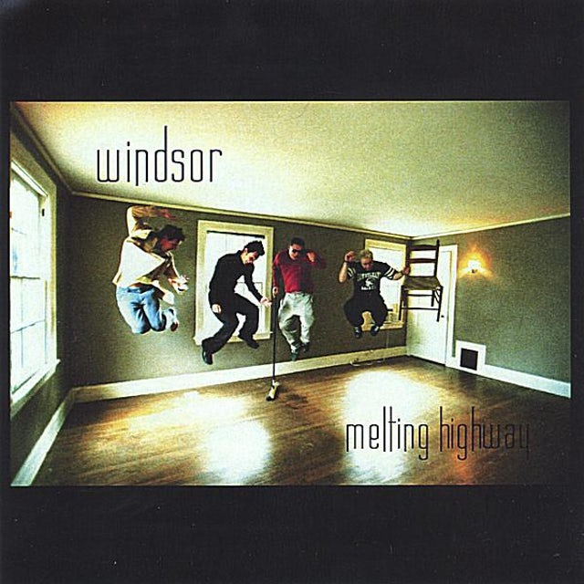 Windsor MELTING HIGHWAY CD