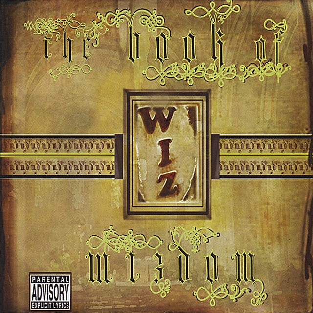 BOOK OF WIZDOM CD