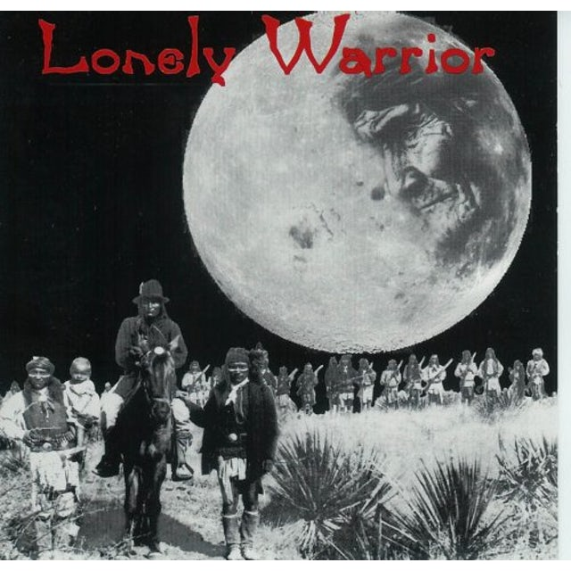 Yolanda Martinez LONELY WARRIOR CD