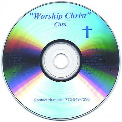 Cass WORSHIP CHRIST CD