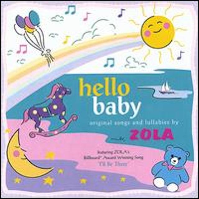 Zola HELLO BABY CD