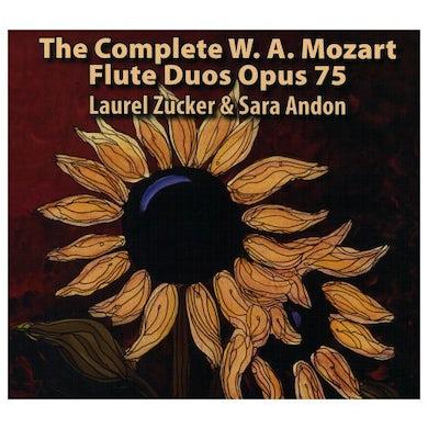 W.A. Mozart FLUTE DUOS CD