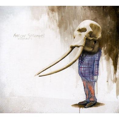 Aaron Strumpel ELEPHANTS CD