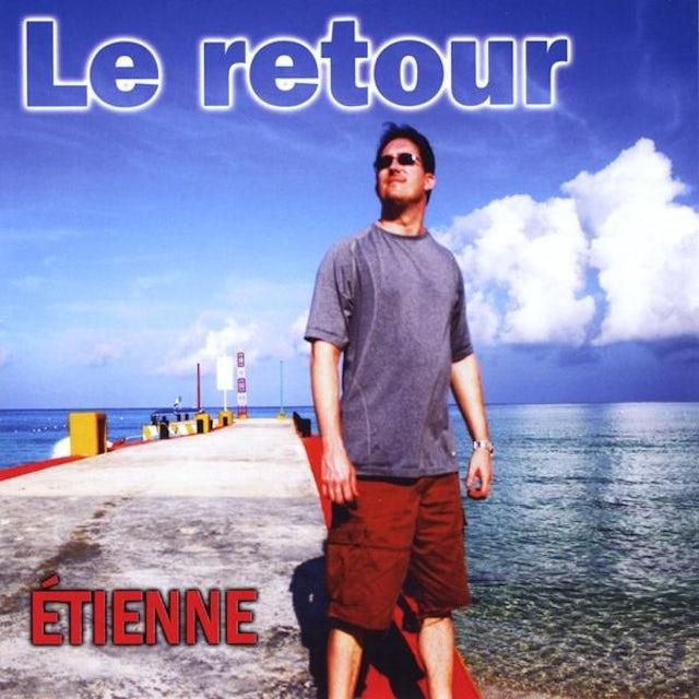 Etienne LE RETOUR CD