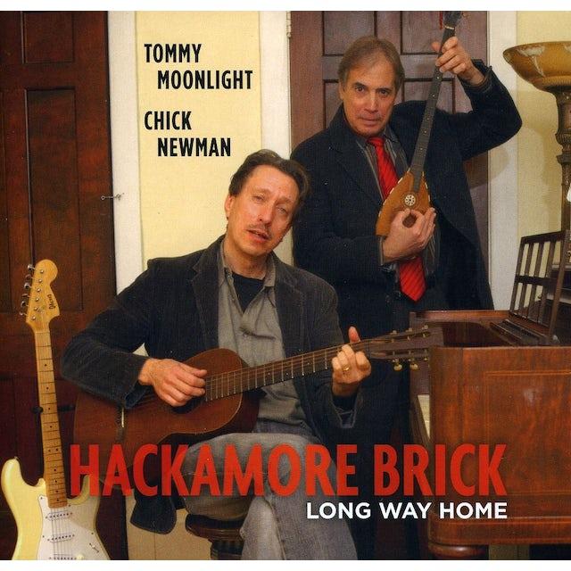 Hackamore Brick LONG WAY HOME CD