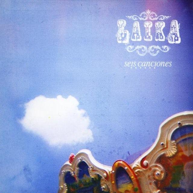 Laika SEIS CANCIONES CD