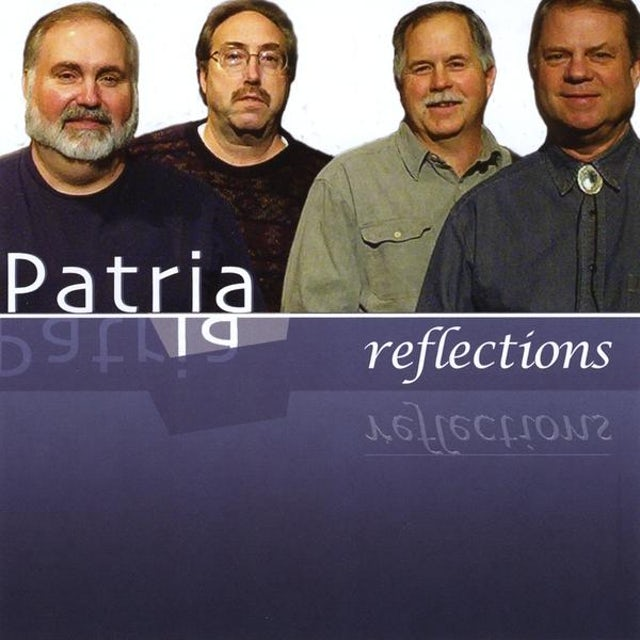 Patria REFLECTIONS CD