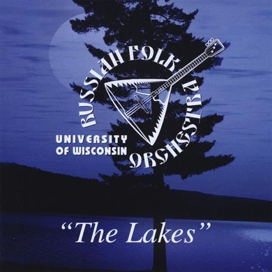 University of Wisconsin Russian Folk Orchestra LAKES CD