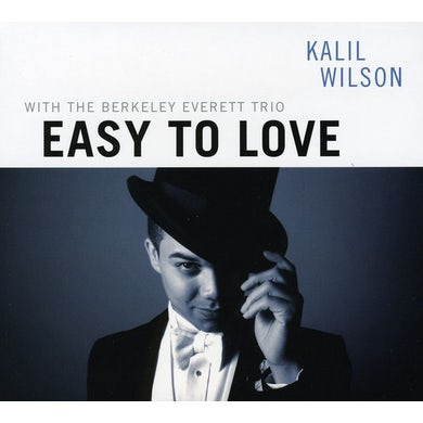 Kalil Wilson EASY TO LOVE CD