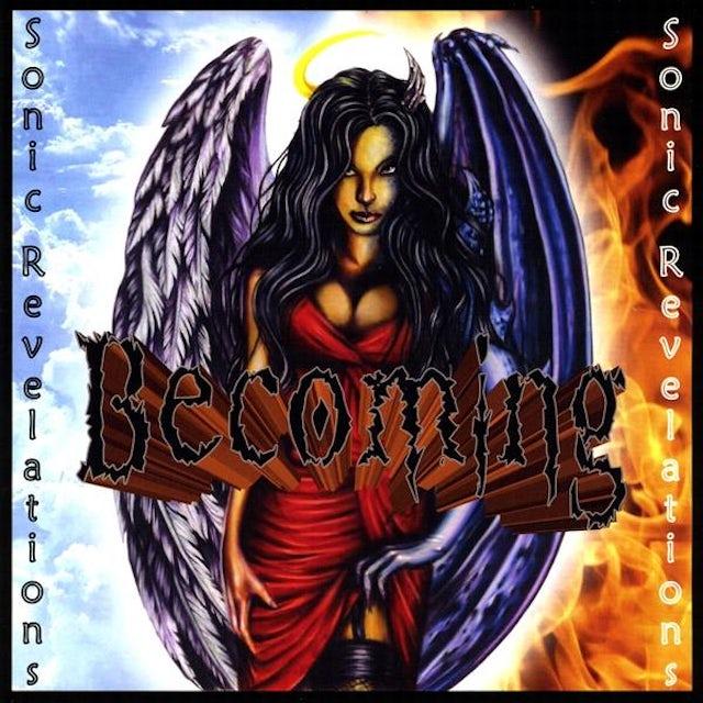 Becoming SONIC REVELATIONS CD
