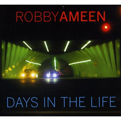 Robby Ameen DAYS IN THE LIFE CD
