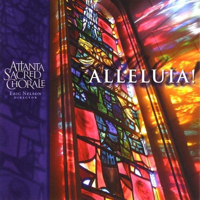Atlanta Sacred Chorale ALLELUIA! CD