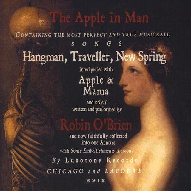 Robin O'Brien APPLE IN MAN CD