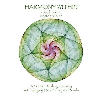 David Castle HARMONY WITHIN CD