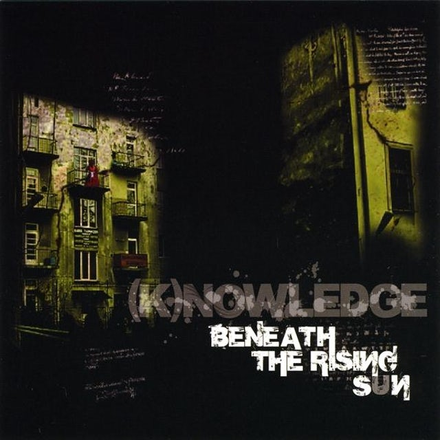 Knowledge BENEATH THE RISING SUN CD