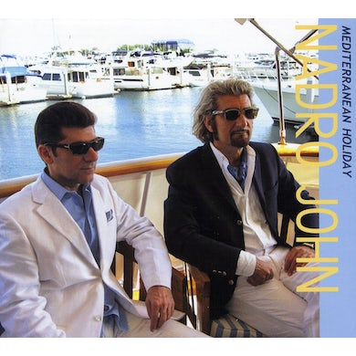 Nadro John MEDITERRANEAN HOLIDAY CD