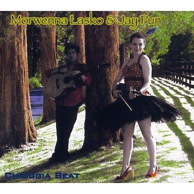 Morwenna Lasko & Jay Pun CHIOGGIA BEAT CD