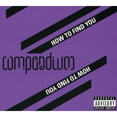 Compendium HOW TO FIND YOU CD