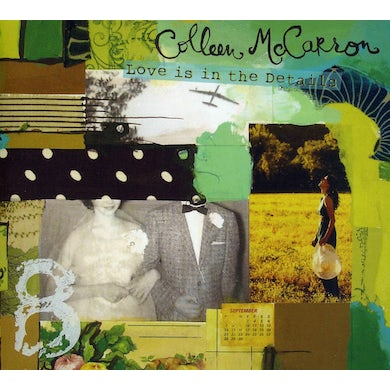 Colleen McCarron LOVE IS IN THE DETAILS CD