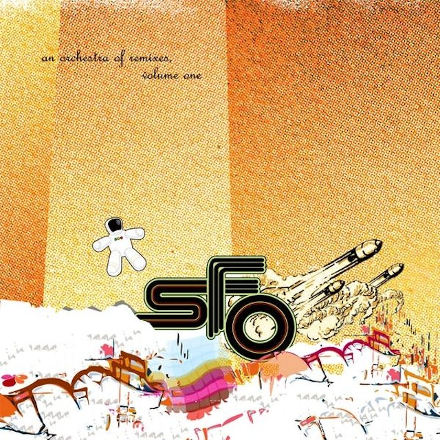 Spaceflight Orchestra ORCHESTRA OF REMIXES 1 CD