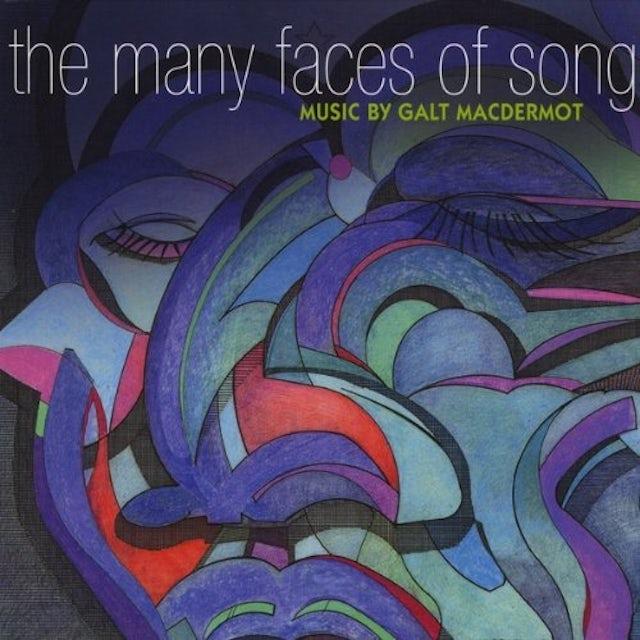 Galt Macdermot MANY FACES OF SONG CD