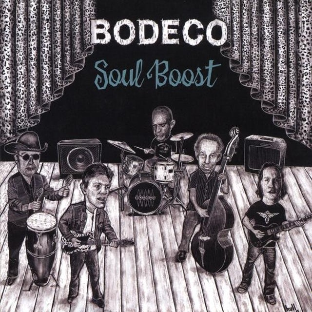 Bodeco SOUL BOOST CD
