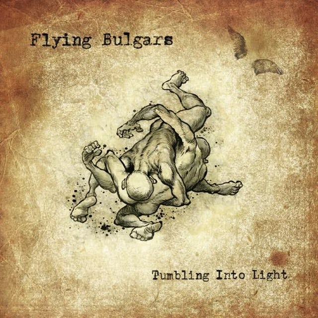 Flying Bulgars TUMBLING INTO LIGHT CD