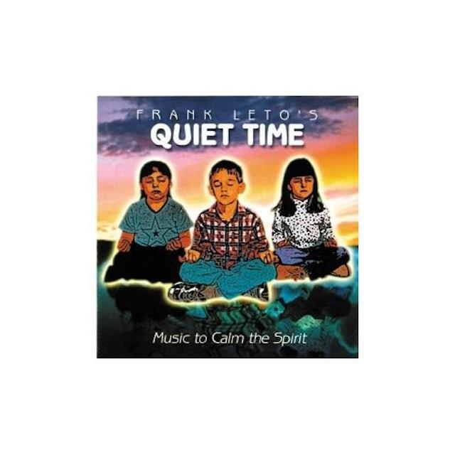 Frank Leto QUIET TIME CD