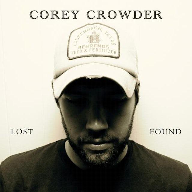 Corey Crowder LOST & FOUND CD