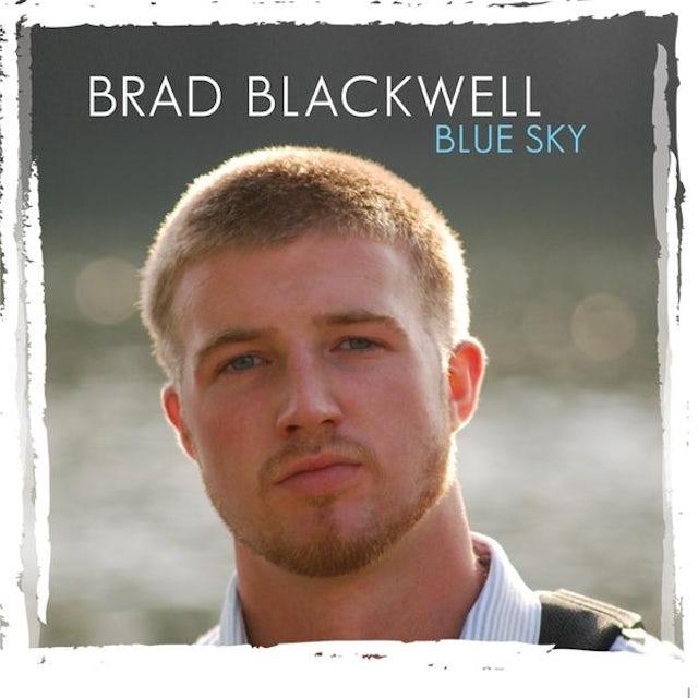 Brad Blackwell BLUE SKY CD