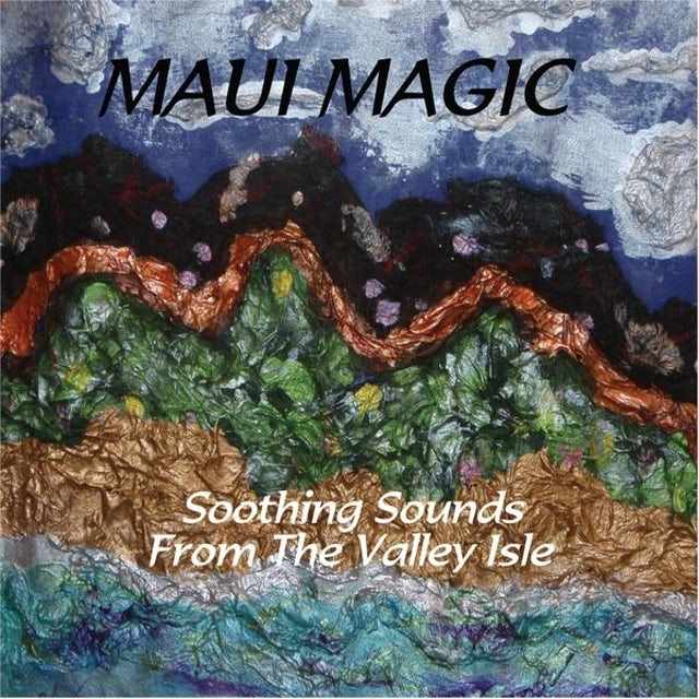 Patrick Von MAUI MAGIC CD
