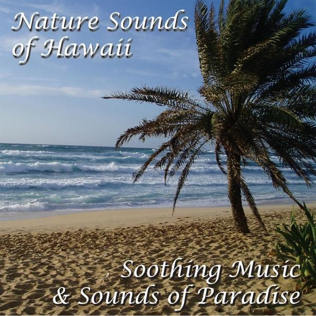 Patrick Von NATURE SOUNDS OF HAWAII CD
