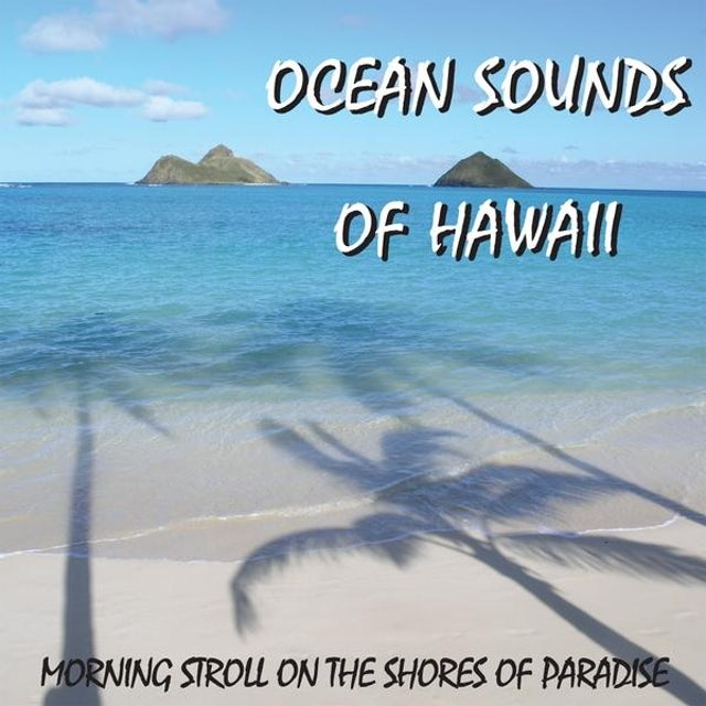 Patrick Von OCEAN SOUNDS OF HAWAII CD
